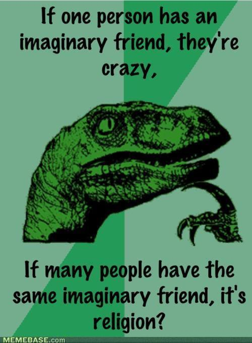 If one person has an imaginary friend