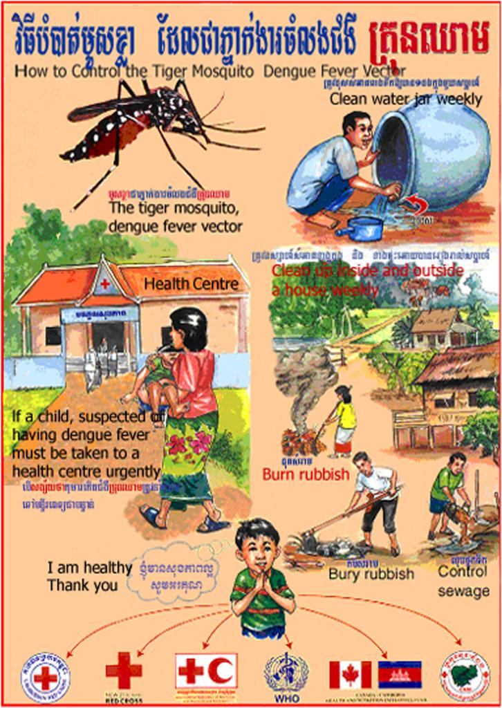 pliant protectie impotriva febrei dengue din Tailanda: Boli tropicale, factori de risc și vaccinuri, înainte de a călători în Indonezia